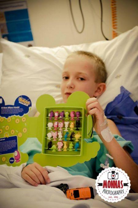 Yolande van der Westhuizen Audiology - cancer kids stikeez13, hearing test
