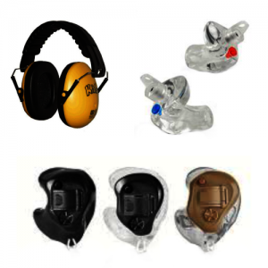 YVDW AUdiologist-hearing protection-custom