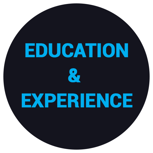 EDUCATION-&–EXPERIENCE